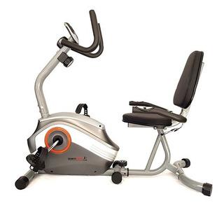 Bicicleta Mag Recumbent C/respaldo World Fitness 2501r