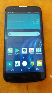 Smartphone Lg K10 4g Azul