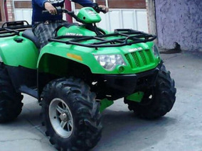 Artic Cat 400cc 4x4, Verde