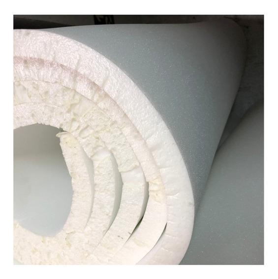Espuma Em Metro Branca D28 1,88mts X 0,50cm E 1cm Espessura