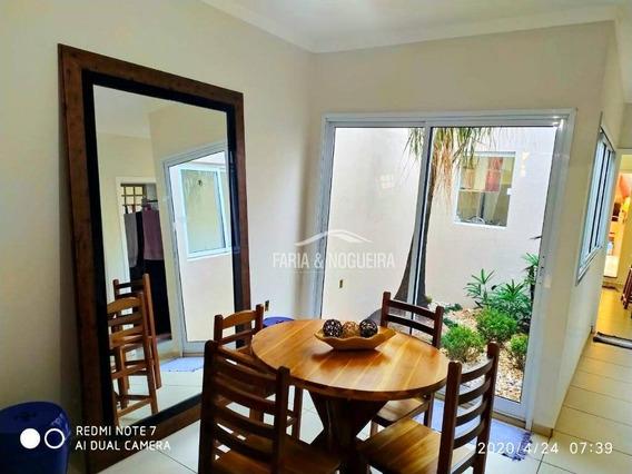 Casa Com 2 Dormitórios Sendo 1 Suíte À Venda, 116 M² Por R$ 380.000 - Conjunto Residencial Vila Verde - Rio Claro/sp - Ca0591