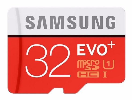 Samsung Micro Sdhc 32gb Classe10 Evo Plus 95mb/s Sd Original