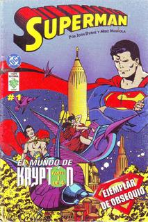 Comic Superman Serie Regular Varios Números Vid Español