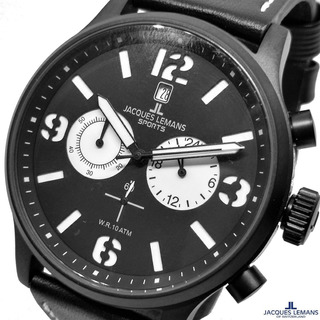 Reloj Jacques Lemans Original Swiss Crono Prof. Wr. 100 Mt