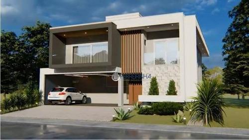 Casa Com 4 Suítes À Venda, 405 M² Por R$ 3.000.000 - Urbanova - São José Dos Campos/sp - Ca2323
