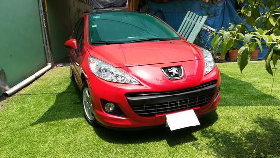 Peugeot Allure 207 2012