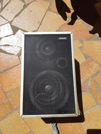 1 Uma Caixa Som Aiko Pa 3000 Usada Funcionando 100% Original