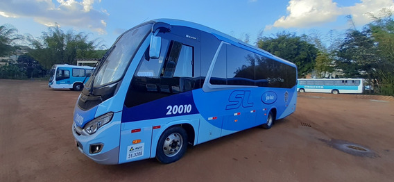 Micro Ônibus Executivo Marcopolo Senior 2020