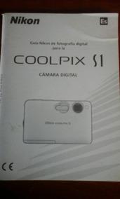 Manual Do Usuário Câmera Nikon Coolpix S 1 Digital
