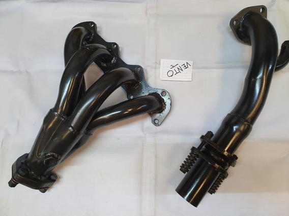 Headers Vw Vento Polo 1.6 No Mpi Volkswagen Ponce Racing
