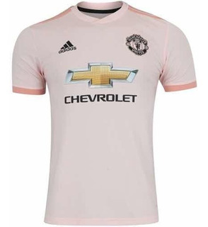 Camisa Manchester United 2018/2019 adidas Original Oficial