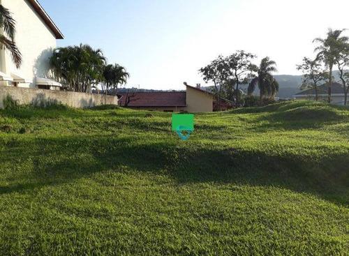 Imagem 1 de 10 de Terreno À Venda, 490 M² Por R$ 530.000,00 - Tarumã - Santana De Parnaíba/sp - Te0516