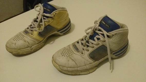 Zapatillas De Basquet adidas