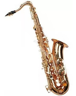 Saxofon Tenor Prix Paris Estuche Rigido Saxo Tenor