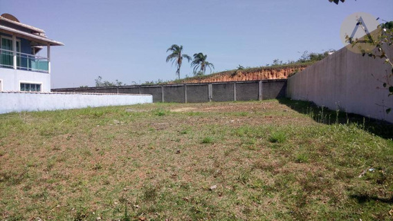 Terreno Industrial À Venda, Jardim Atlântico, Rio Das Ostras. - Te0178
