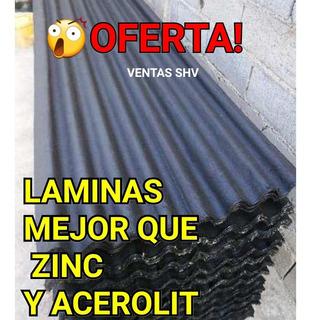Oferta Laminas Para Techar, Techo + Barato Q Zinc, Acerolit