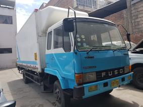 Camion Mitsubishi Fuso Camara Isotermica