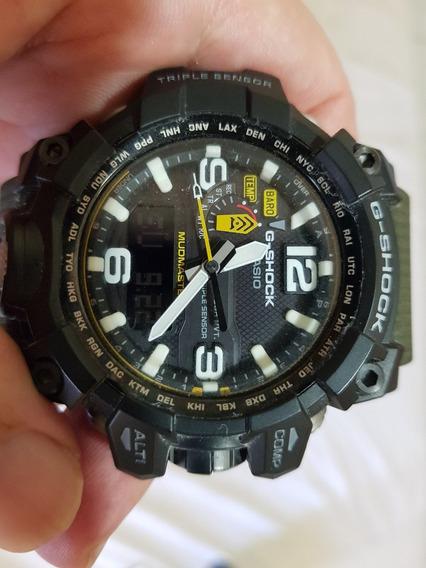 Relógio Casio G-shock Mudmaster Gwg-1000-1a3dr