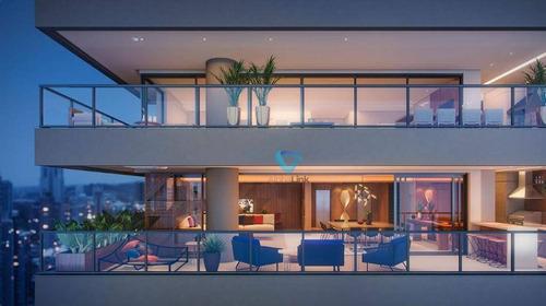 Imagem 1 de 24 de Apartamento Com 4 Dormitórios À Venda, 344 M² Por R$ 3.956.000,00 - Alphaville - Barueri/sp - Ap2695