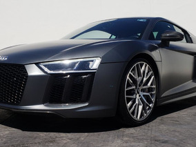 Audi R8 V10 Plus Gris Oxford 2017