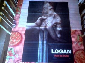 Poster Duplo Do Filme: Logan ( Wolverine )