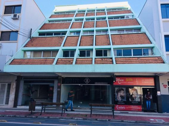 Sala Para Alugar, 438 M² Por R$ 5.500/mês - Centro - Blumenau/sc - Sa0461