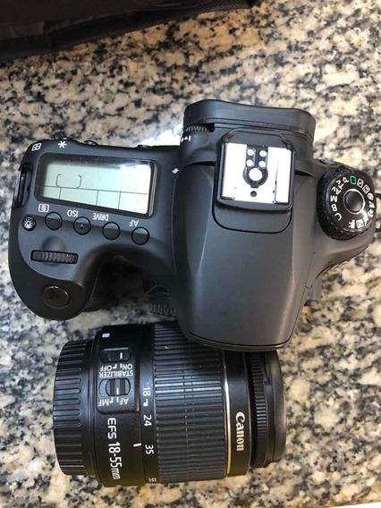 Cânon Eos 60d + Kit