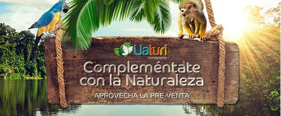Condominio Ecologico Uaturi Lotes 500 Y 2000m2