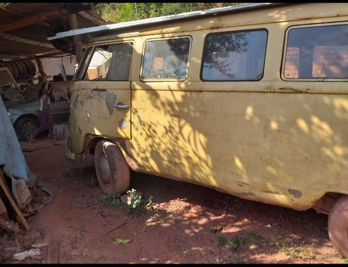 Imagem 1 de 11 de Volkswagen Kombi Vw Kombi Corujinha