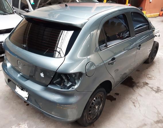 Volkswagen Gol Trend 1.6 - No Chocado - Con Faltantes