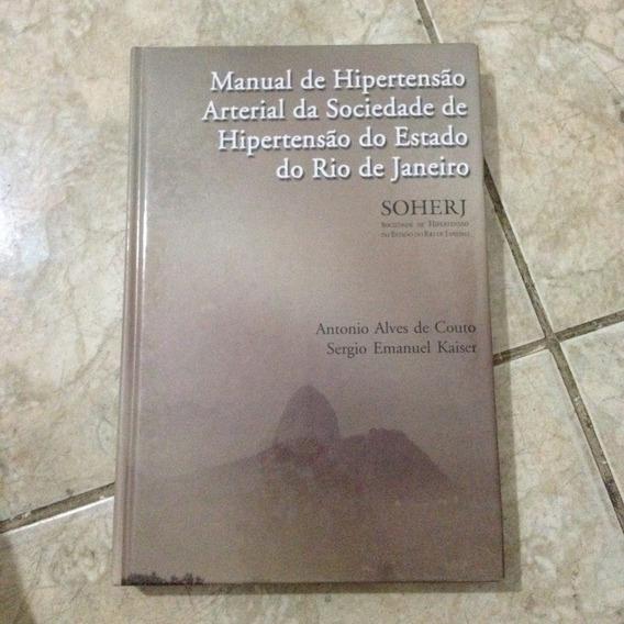 Livro Manual De Hipertensão Arterial Da Sociedade De Hiperte
