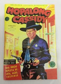 Seleções Juvenis - Nº 63 - Hopalong Cassidy - Fac-símile