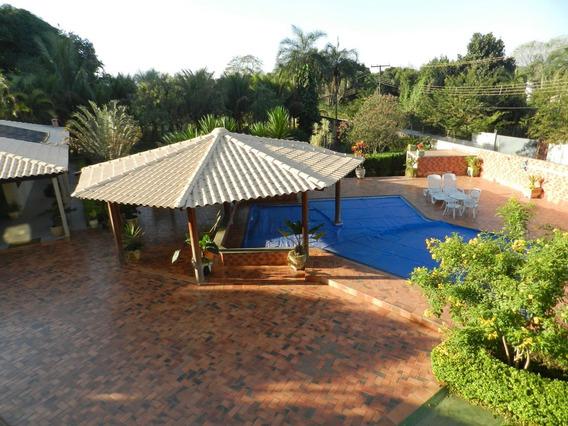 Chacara Parque Maracana Com 12,724 M De Area Total - V-23372