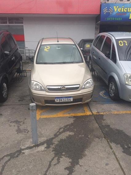 Chevrolet Corsa Maxx 1.4 Raridade Completo 2012