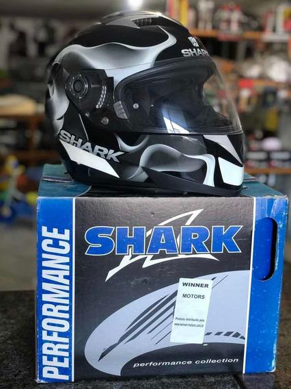 Capacete Shark S9000 Glow Xl! Pouco Uso