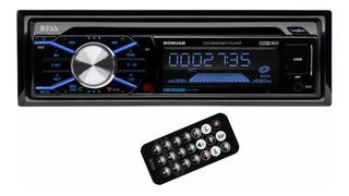 Equipo De Sonido Carro Boss Bluetooth, Cd, Mp3, Fm (70 )