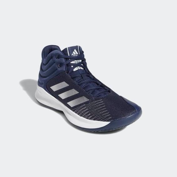 Zapatillas adidas Pro Spark Hombre Azul Basquet Ef25777