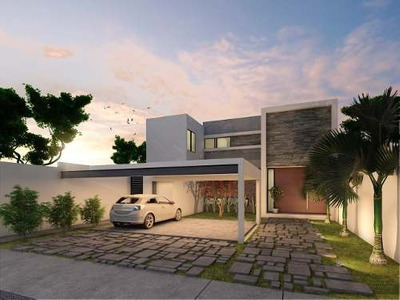 Casa En Venta En Dzitya Al Norte De Mérida Yucatán