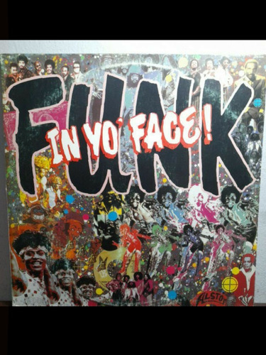 Vinil Lp Funk In You Face