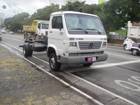 Volksvagem 8.150 Worker 2003 No Chassis