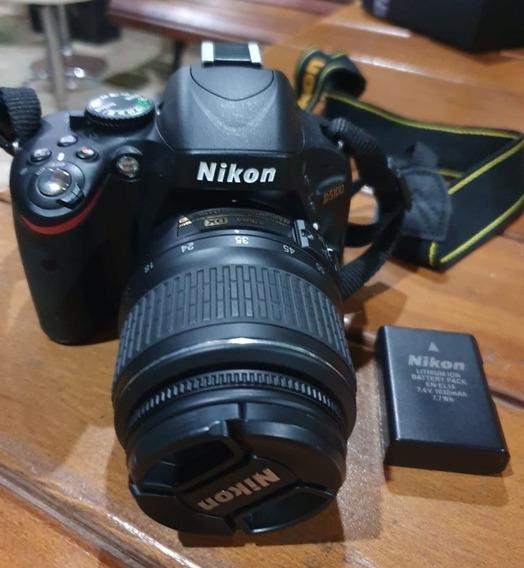 Nikon D-5100 Completa
