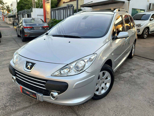 Peugeot 307 2.0 Allure Sw 16v Gasolina 4p Automático