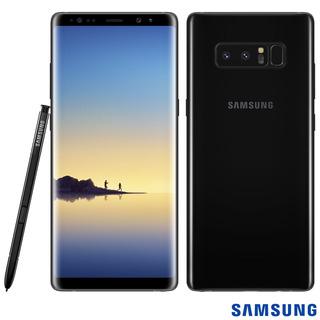 Samsung Galaxy Note 8 N950f 128gb Dual 12mp Preto Vitrine 1