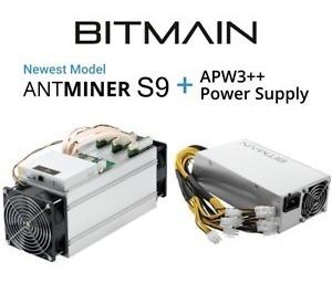 Antminer Bitmain S9