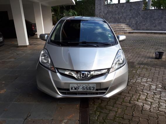 Honda Fit Ex Flex 1.5 16v Aut 4 Portas 2013