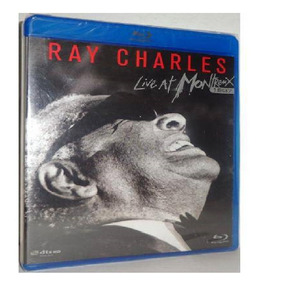 Blu-ray Ray Charles - Live At Montreux 1997 - Original