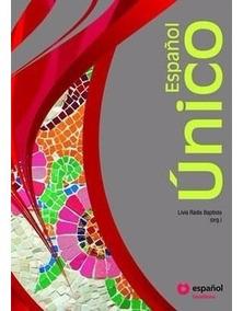 Livro De Español - Vol. Único - Ensino Médio - Com Cd-rom