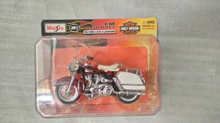 Moto Harley Davidson A Escala
