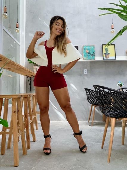 Macacão Laura Feminino