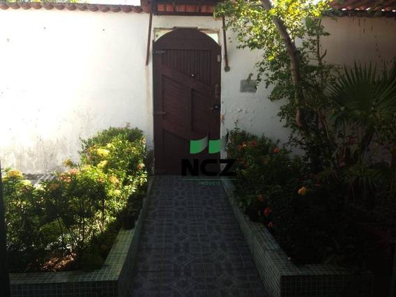 Oportunidade De Casa Térrea Na Vila Dos Ex-combatentes Em Itapuã!!! 4 Quartos, 2 Suítes!!!! - Ca3071